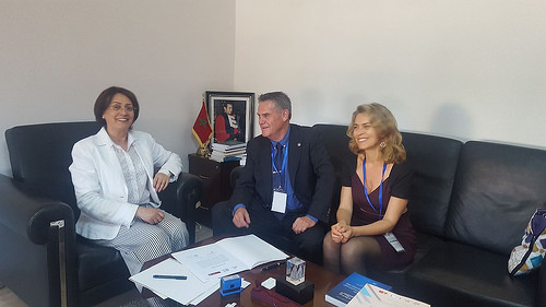 THE UNIVERSITY OF MURCIA SIGNS BILATERAL AGREEMENTS WITH MOROCCAN UNIVERSITIES