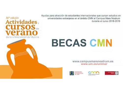 Becas CMN
