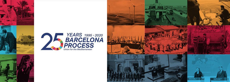 25 years Barcelona Process