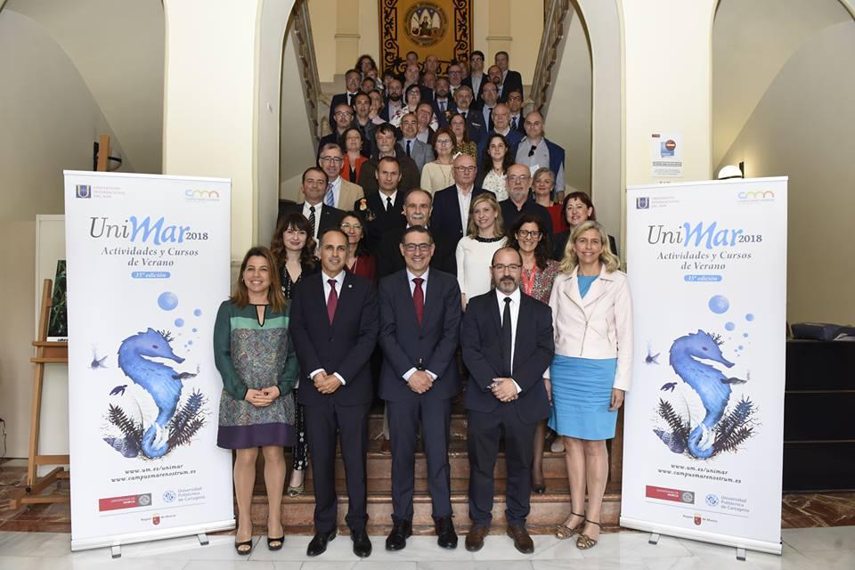 La Universidad Internacional del Mar impartirá este año 76 cursos en 19 sedes
