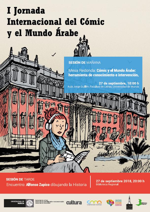 I Jornada Internacional del Cómic y el Mundo Árabe