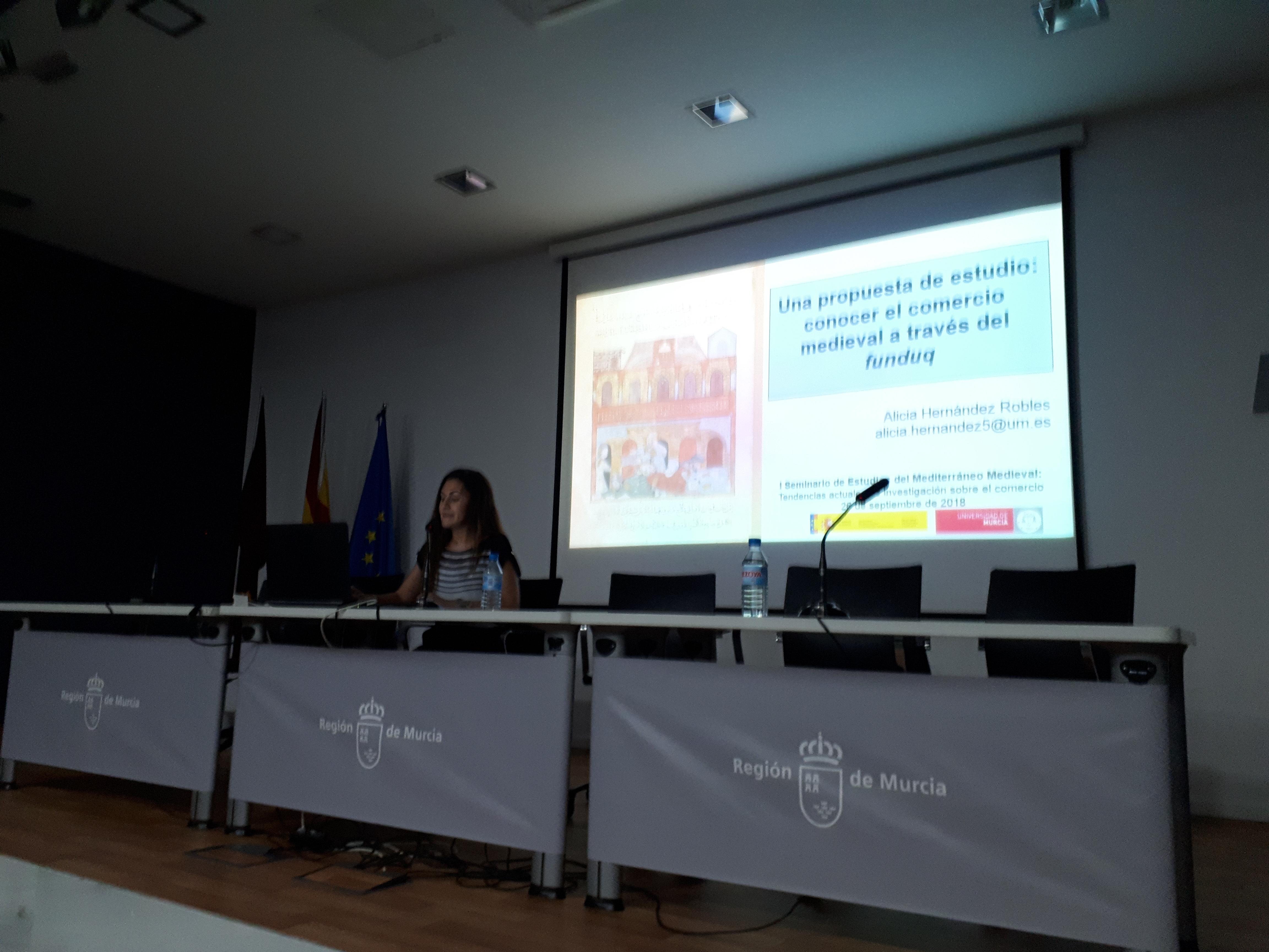 Celebrado en la Universidad de Murcia el I Seminario de Estudios del Mediterráneo Medieval - 1