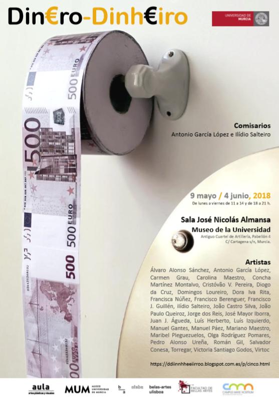 Exposición Dinero-Dinheiro